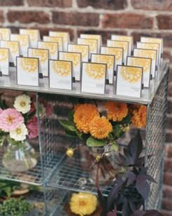 Рассадочные карточки: как красиво рассадить гостей на торжестве (57)