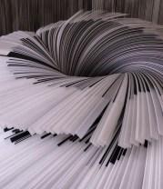 Cartoframma – удивительная бумажная инсталляция от Daniele Papuli (2)