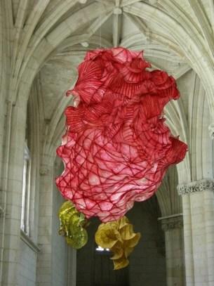 Современное искусство: бумажные скульптуры от Питера Гентерана (5)