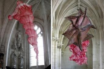 Современное искусство: бумажные скульптуры от Питера Гентерана (4)