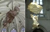 Современное искусство: бумажные скульптуры от Питера Гентерана (2)