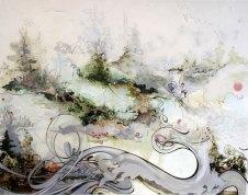 Современное искусство: объемные картины от Грегори Эвклида (4)