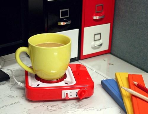 Кухонная революция в офисе: газовая USB-плита (3)
