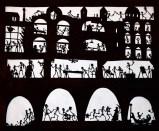 Беатрис Корон (Beatrice Coron) – создательница удивительных миров, городов и стран, вырезанных из бумаги (2)