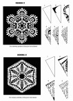 Схемы для вырезания новогодних снежинок из бумаги для украшения офиса (9)