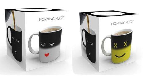 Кружки Morning Mug и Monday Mug