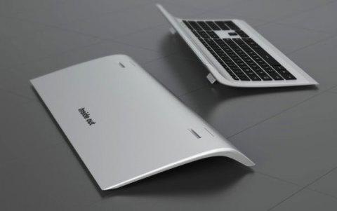 Клавиатура с тачпадом Inside out