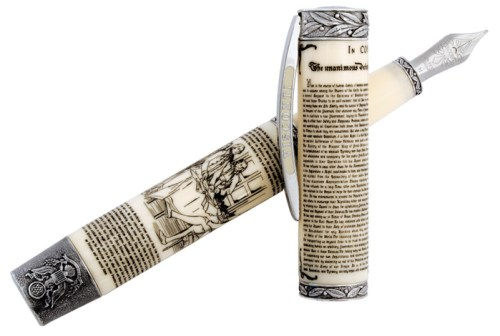 Золотые ручки Visconti Declaration of Independence