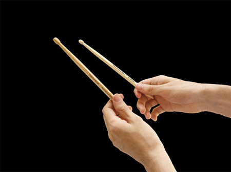 Drumstick Pencils Promote Drum Lessons 4
