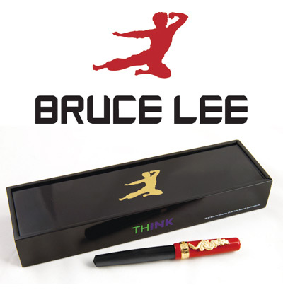 Think Bruce Lee