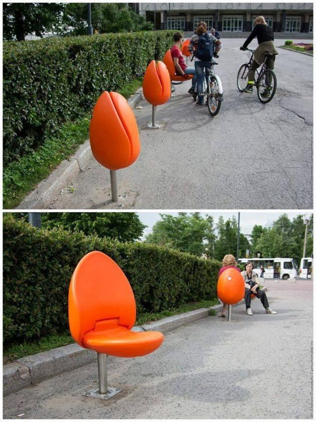 12 עיצובים שאמורים להיות בכל עיר. מס' 3 פשוט גאוני!