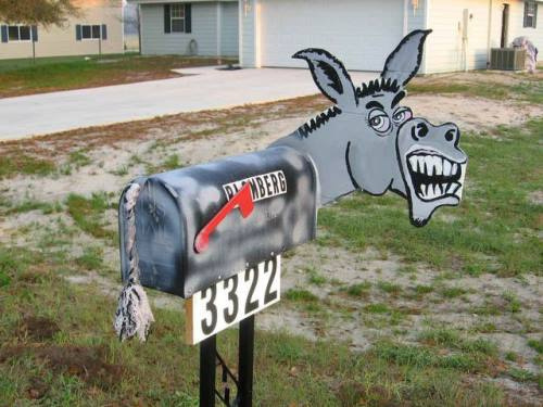 20 תיבות הדואר הכי יצירתיות ומגניבות שלא תאמינו שזה אמיתי!