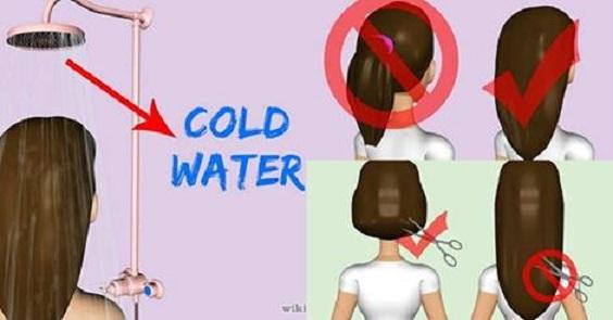 6 טיפים להארכת השיער