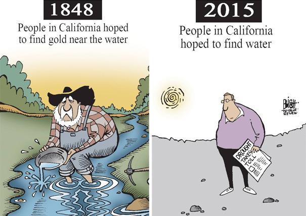 17 איורים מצחיקים שמוכיחים איך העולם השתנה לרעה!