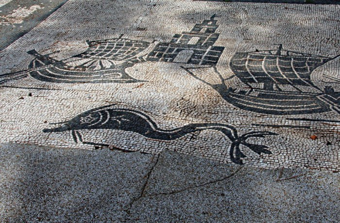 Gallery 099: Ships of Ostia