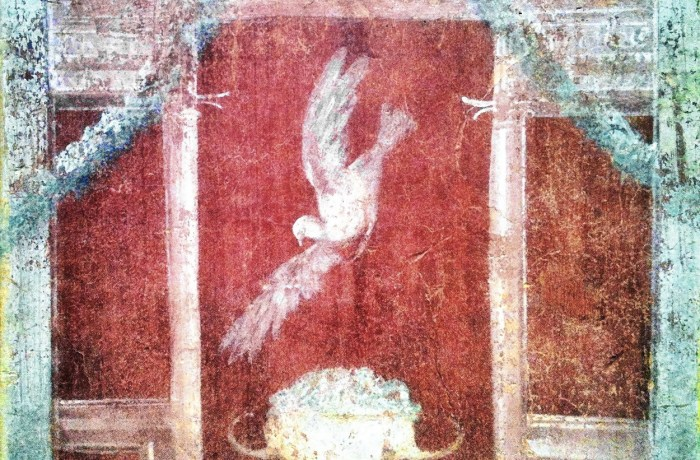 Gallery 096: Frescoes and wall paintings from Ostia Antica