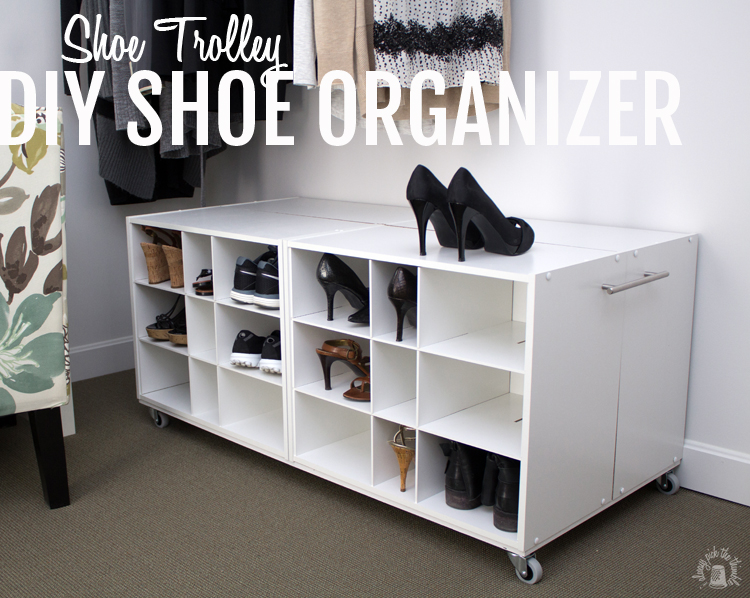 shoe trolley shoe organizer with chair