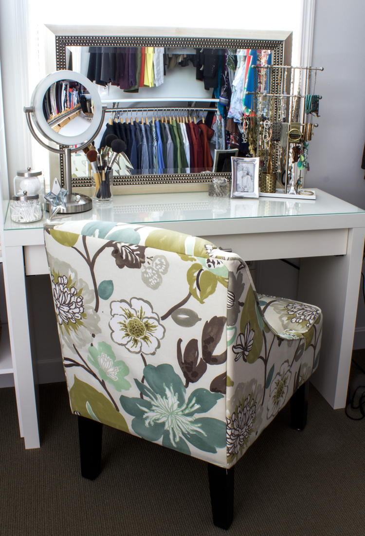 malm dressing table by IKEA
