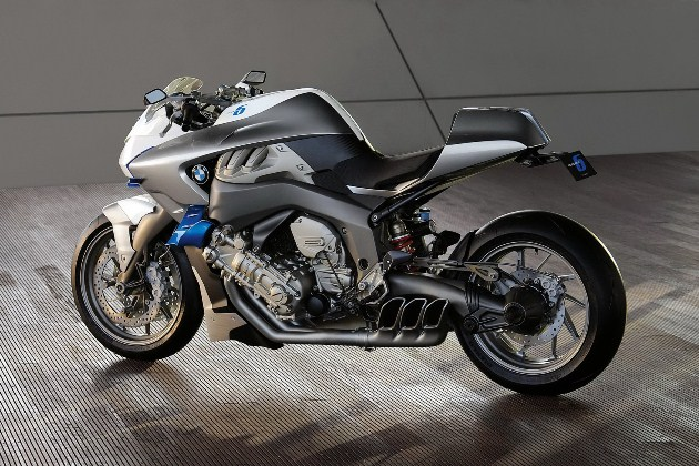 BMW Concept 6 7 Naked Bike K1600R K1600GT bmw