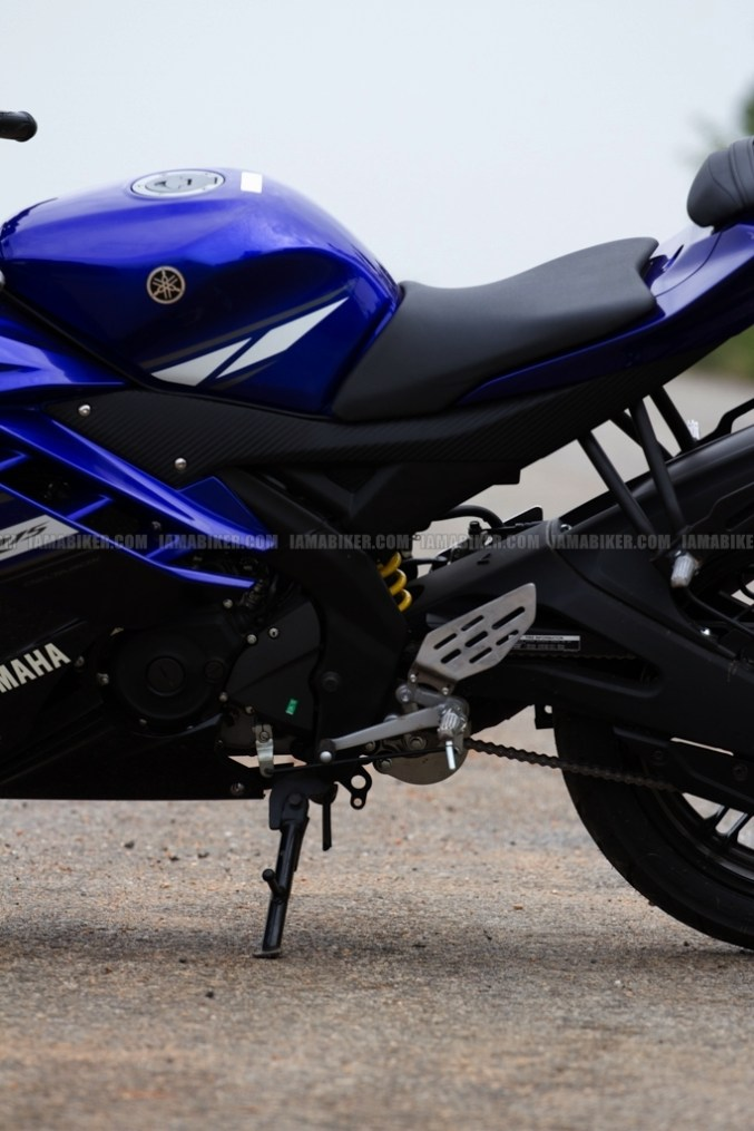 New Yamaha R15 V2.0 2011 14