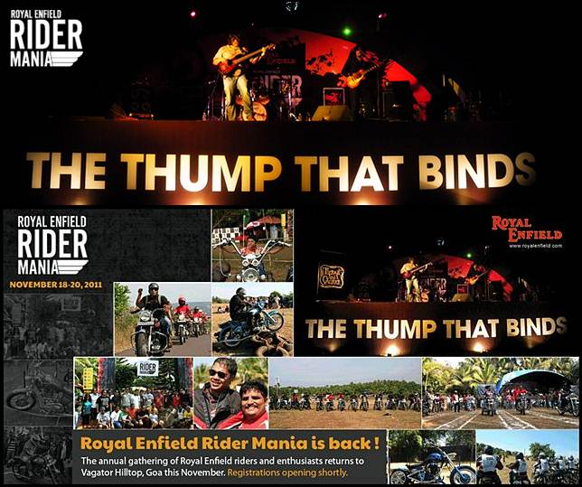Rider-Mania Royal Enfield November 2011