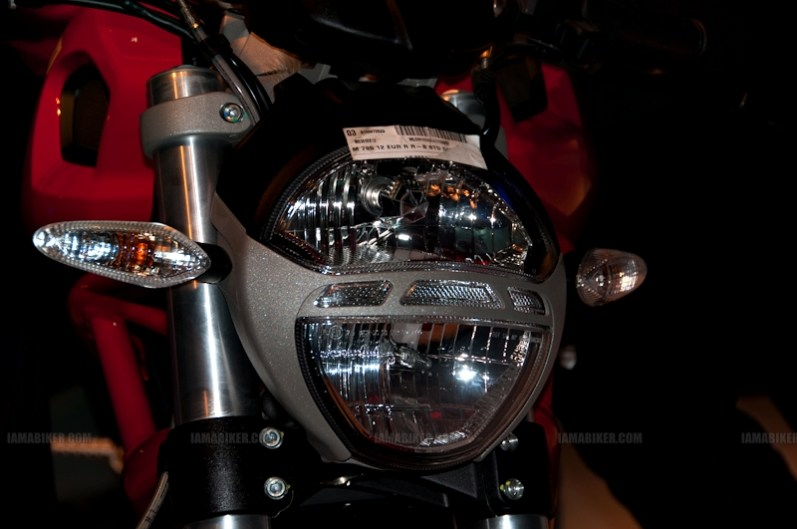 Monster 795 Ducati Auto Expo 2012 India 11