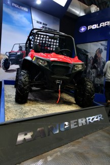 Polaris India Auto Expo 2012 06