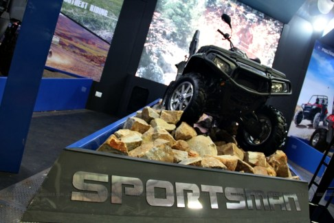 Polaris India Auto Expo 2012 07