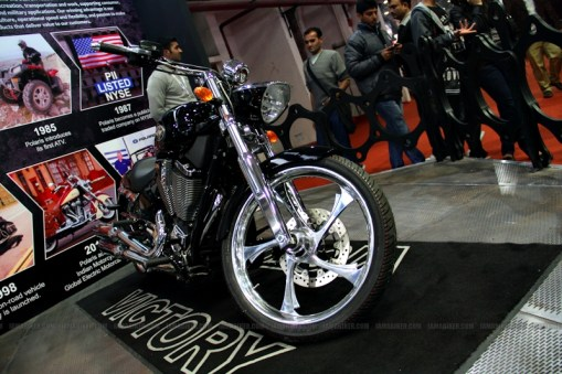 Polaris India Auto Expo 2012 10