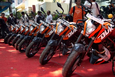 KTM Duke 200 Bangalore launch 03