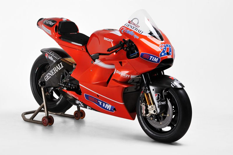 Ducati GP10 and GP11 up for auction 01