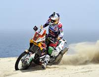 Coma maintains Sealine Rally