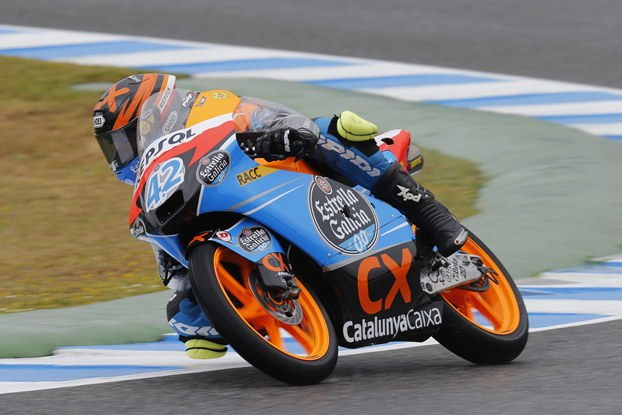 Moto3 2012 Jerez Alex Rins takes maiden pole