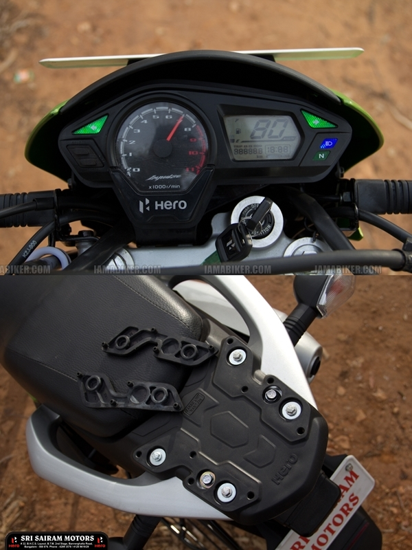 motorcycle reviews impulse review Hero MotoCorp hero impulse specifications hero impulse road test hero impulse review hero impulse mileage hero impulse cost bike reviews
