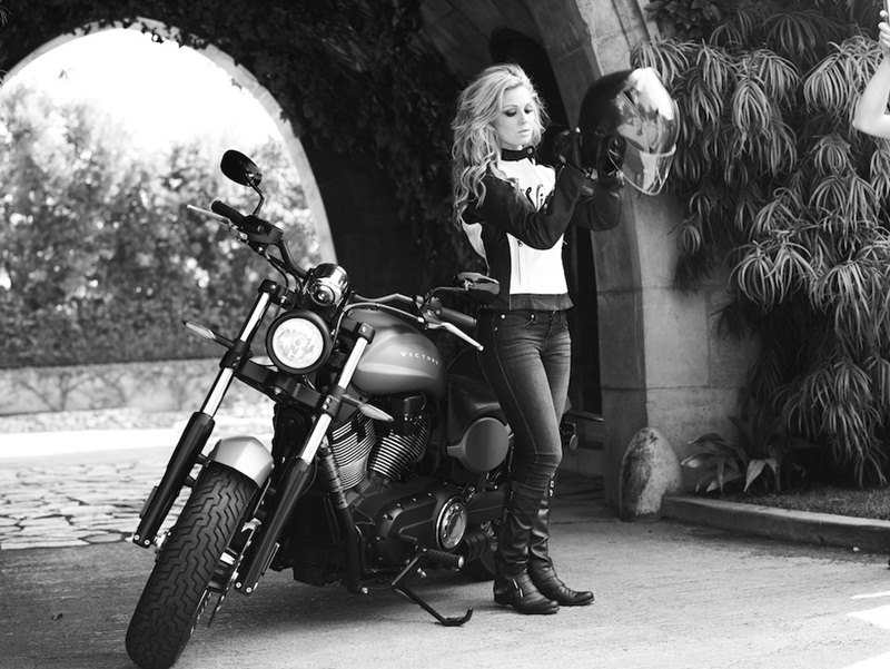 victory motorcycles playboy playmates 09