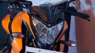 Pulsar 200NS launch Bangalore - Bajaj Auto