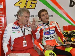 Rossi team decision MotoGP