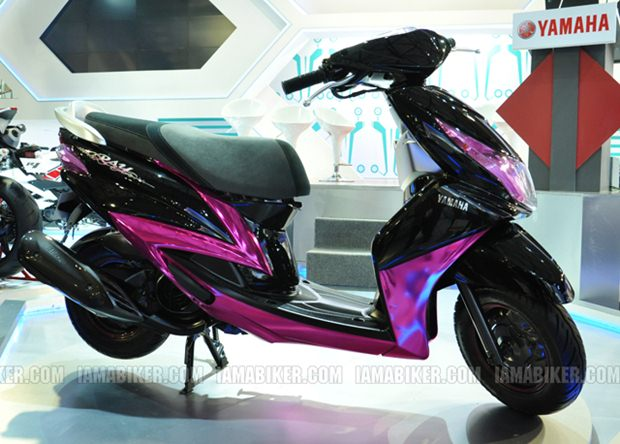 Yamaha Ray India