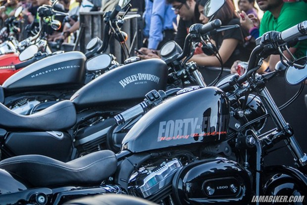 Harley Davidson national HOG rally in January