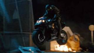 Ducati Monster 796 in the GI Joe movie