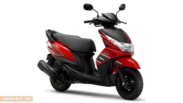yamaha ray z launched in india