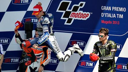 MotoGP Mugello results and rider quotes