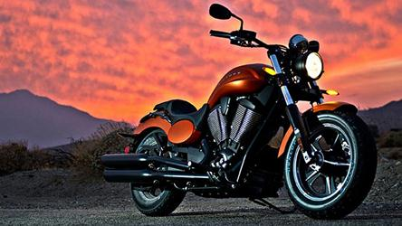 Polaris - Royal Enfield tie up on the cards victory motorcycles india