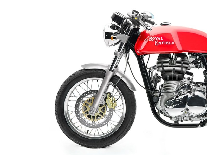 2013 Royal Enfield Continental GT - 14