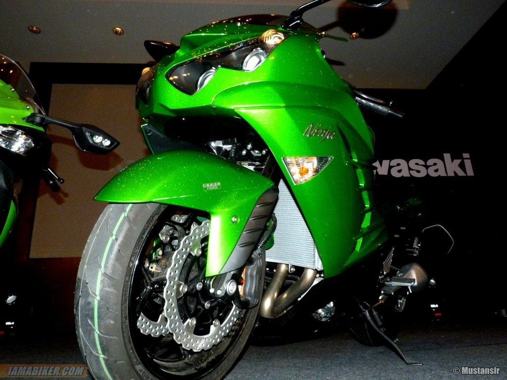 Kawasaki India zx14r launch - 29