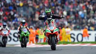 Sam Lowes 2013 World Supersport Champion