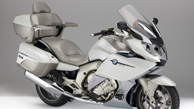 New 2014 BMW K 1600 GTL Exclusive