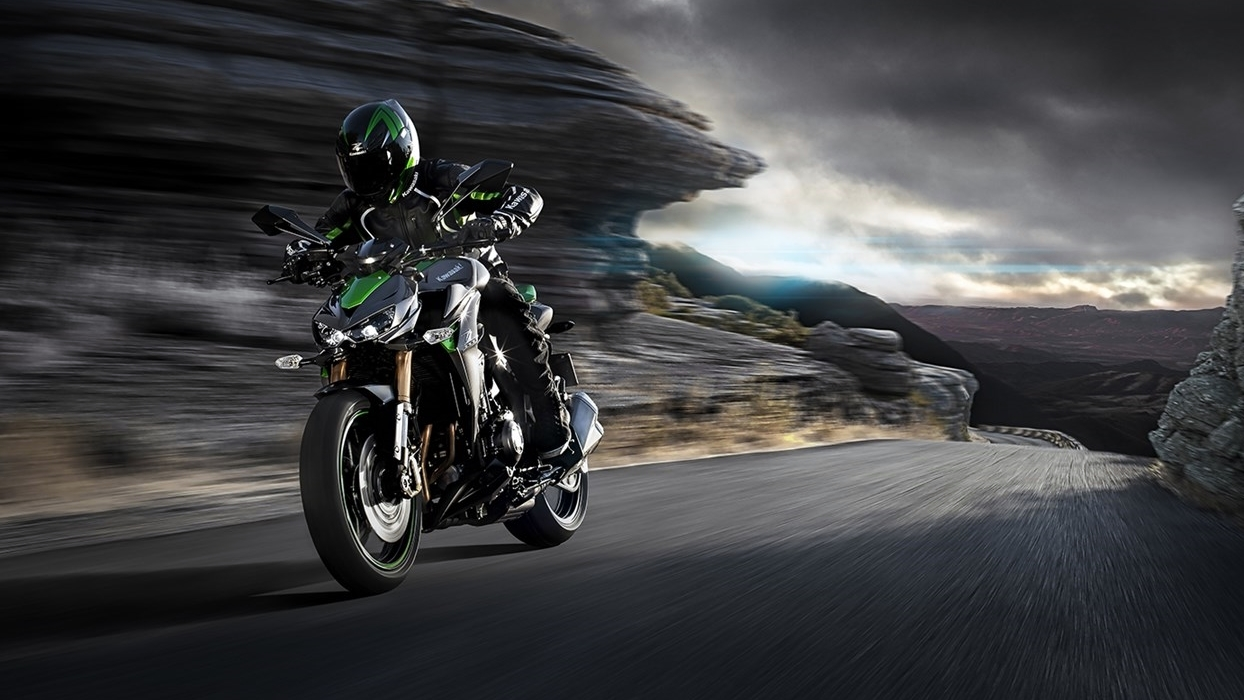 Kawasaki Z1000 wallpapers - 10