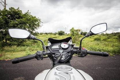 TVS Apache RTR 180 review - 01