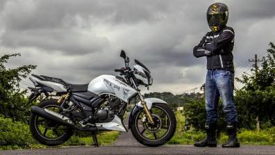 TVS Apache RTR 180 review - 05